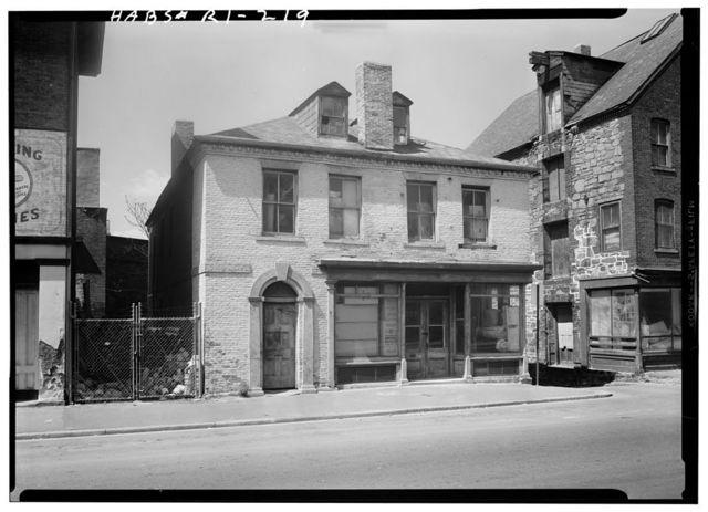 Remington Sheldon Business Building, 379-381 South Main Street, Providence, Providence County, RI