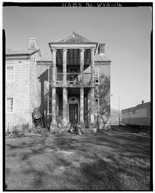 Renick House, U.S. Route 219, Renicks Valley, Greenbrier County, WV