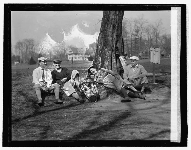Rep. H.W. Taylor, Jardine, Rep. Vestal, Rep. Wm R. Coyle, 4/10/26