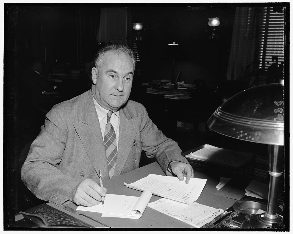 Rep. John R. Murdock, Congressman-at-large from Arizona