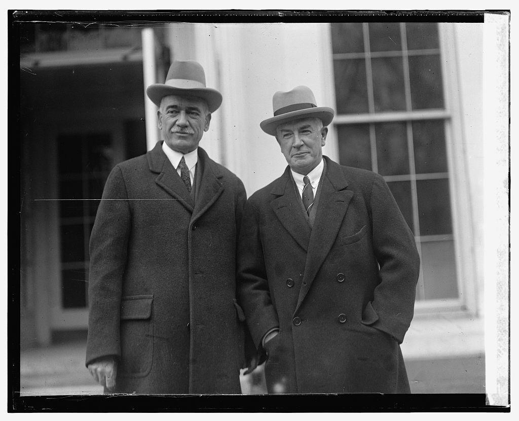 Rep. J.Q. Tilson & Henry P. Fletcher, 11/7/25