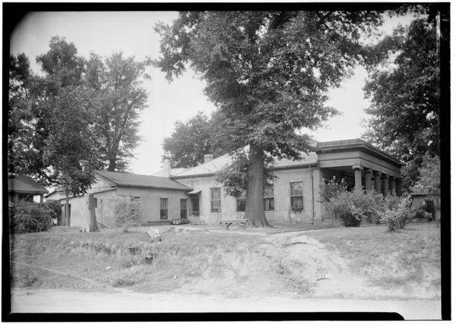 Reverend C. K. Marshall House, 1128 Grove Street, Vicksburg, Warren County, MS
