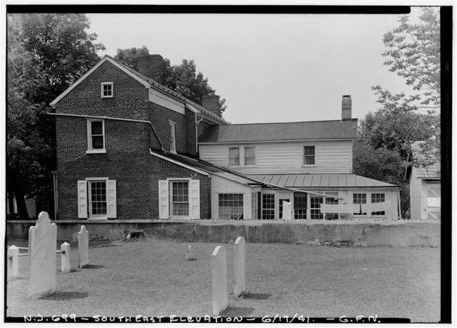 Reverend Jacob R. Castner Parsonage, Main Street, Asbury, Warren County, NJ