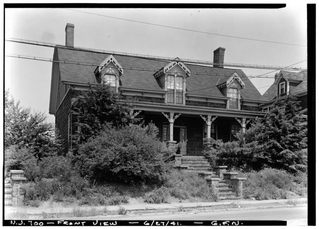 Richard Kip-Outwater House, 231 Hackensack Street, East Rutherford, Bergen County, NJ