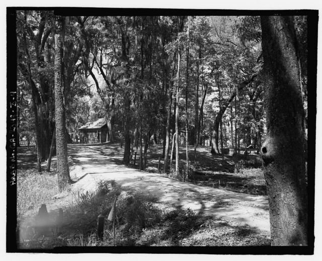 Richmond Hill Plantation, Oyster House, East of Richmond Hill on Ford Neck Road, Richmond Hill, Bryan County, GA