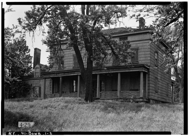 Riker Homestead, Eightieth Street, Queens (subdivision), Queens County, NY