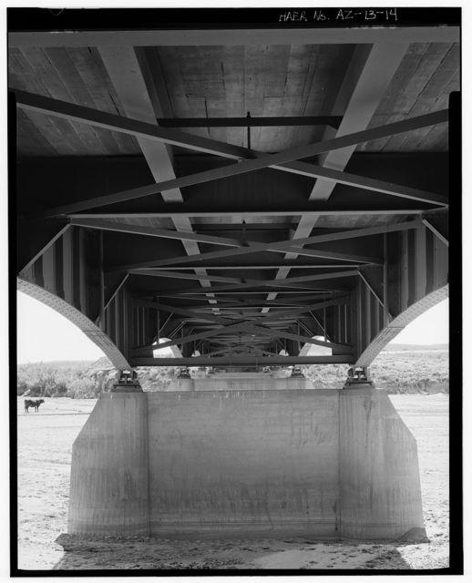 Rio Puerco Bridge, Mainline Road, spanning Rio Puerco, Holbrook, Navajo County, AZ