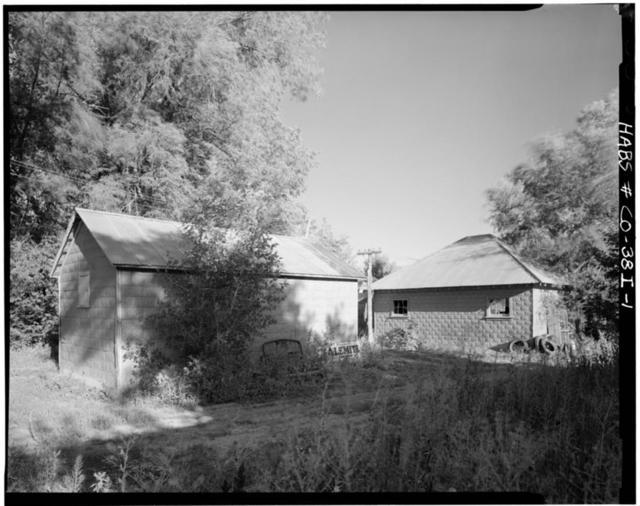Ritter Ranch, Storage Shed, Dolores, Montezuma County, CO