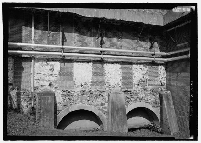 Riverdale Cotton Mill, Corner of Middle & Lower Streets, Valley, Chambers County, AL