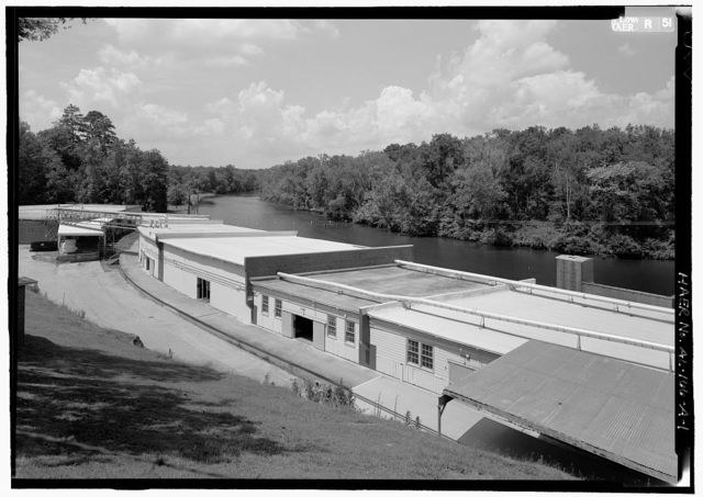 Riverdale Cotton Mill, Warehouses, Valley, Chambers County, AL