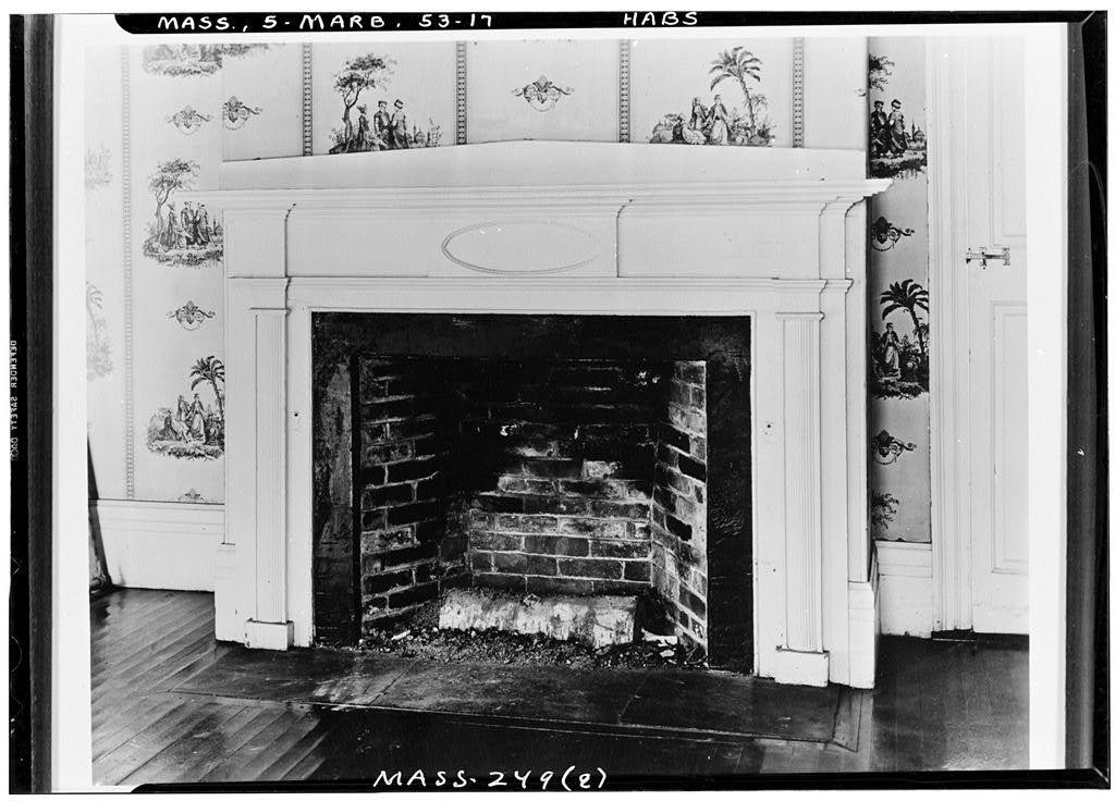 Robert Hooper House, 8 Hooper Street, Marblehead, Essex County, MA