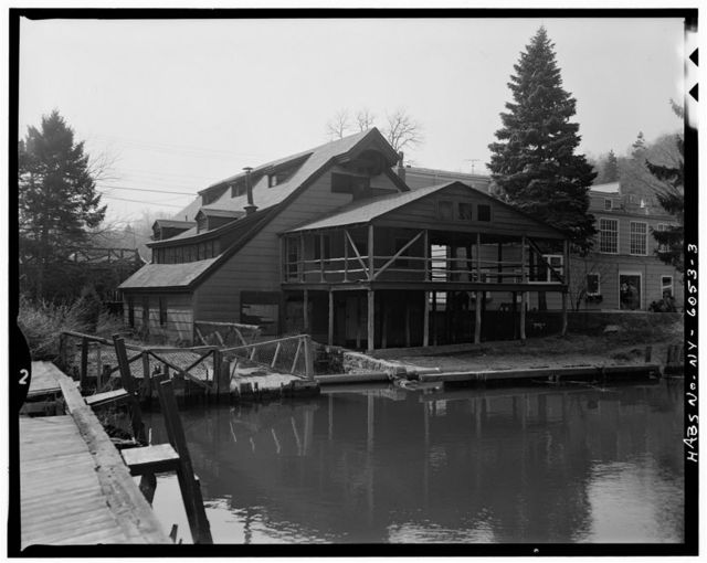 Robeson-Williams Grist Mill, Roslyn, Nassau County, NY