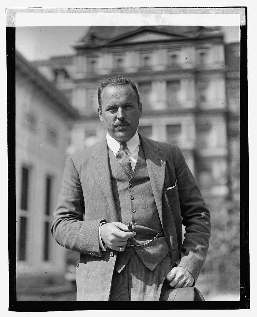 Robt. L. Bacon of N.Y., 9/17/23