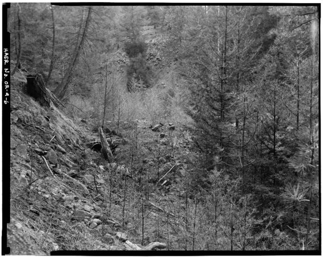 Rock Creek Mining District, Upper, Lower & Waterman Ditches, Near intersection of U.S. Route 26 & Antone Road, Dayville, Grant County, OR