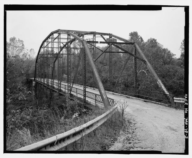 Rock House Ford Bridge, Spanning North Moreau River at County Road 39, Russellville, Cole County, MO