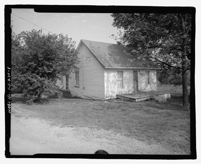 Rock Spring House, South of Salem Road/Locust Creek on Route KY 1159, Brooksville, Bracken County, KY