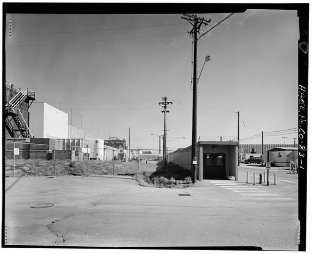 Rocky Flats Plant, Bounded by Indiana Street & Routes 93, 128 & 72, Golden, Jefferson County, CO