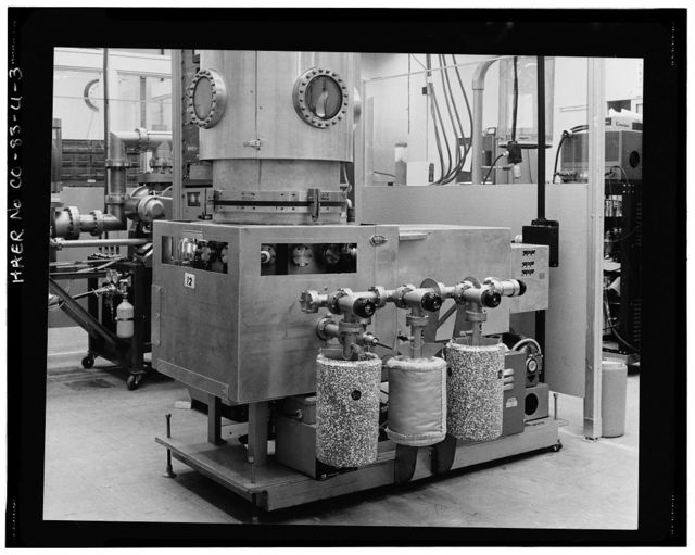 Rocky Flats Plant, Final Assembly & Shipping, Eastern portion of plant site, south of Spruce Avenue, east of Tenth Street & north of Central Avenue, Golden, Jefferson County, CO
