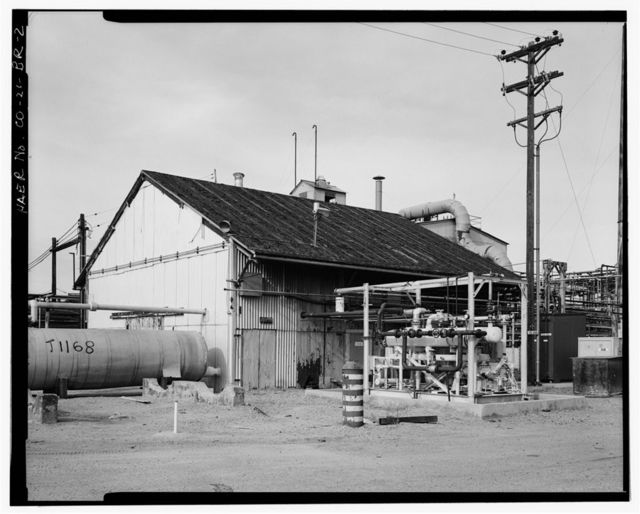 Rocky Mountain Arsenal, Distilled Mustard Residue Burner, 500 feet South of December Seventh Avenue; 1200 feet East of D Street, Commerce City, Adams County, CO