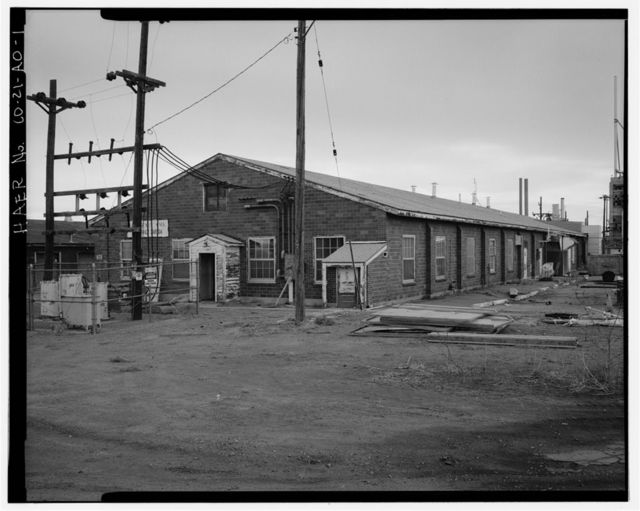 Rocky Mountain Arsenal, Laboratory Building, 510 feet South of December Seventh Avenue; 175 feet East of D Street, Commerce City, Adams County, CO