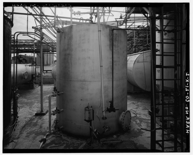 Rocky Mountain Arsenal, Storage Tank, December Seventh Avenue & D Street, Commerce City, Adams County, CO