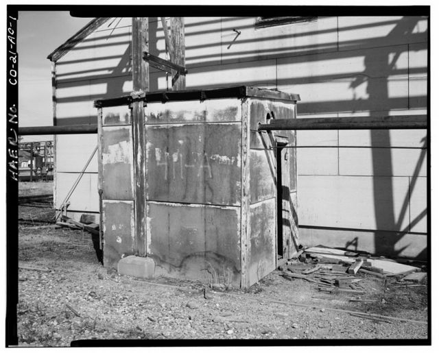 Rocky Mountain Arsenal, Sulfur Monochloride & Dichloride Manufacturing, 1003 feet South of December Seventh Avenue; 412 feet East of D Street, Commerce City, Adams County, CO