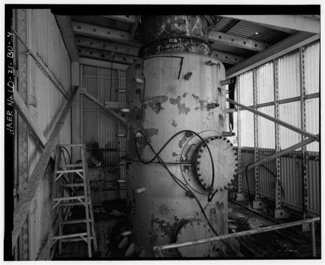 Rocky Mountain Arsenal, Thaw House-Distilled Mustard Drum Disposal, 410 feet South of December Seventh Avenue; 1640 feet East of D Street, Commerce City, Adams County, CO