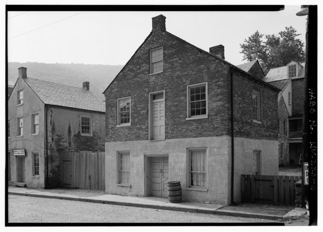 Roeder Store, Potomac Street, Harpers Ferry, Jefferson County, WV