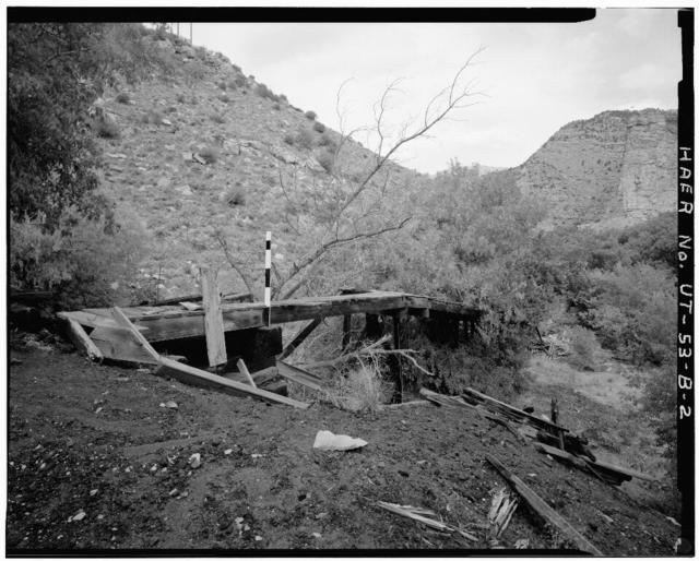 Rolapp Mine, Tramway, Price Canyon (mouth of Bear Canyon), Helper, Carbon County, UT