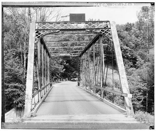 Rome Westernville Road Bridge, Spanning Mohawk River, Rome, Oneida County, NY