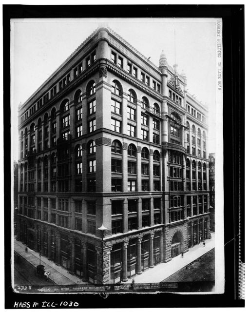 Rookery Building, 209 South LaSalle Street, Chicago, Cook County, IL