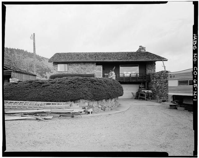 Rooney Ranch, James Vesey House, Rooney Road & West Alamdea Parkway, Morrison, Jefferson County, CO