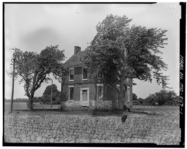 Rose Hill, East New Market, Dorchester County, MD
