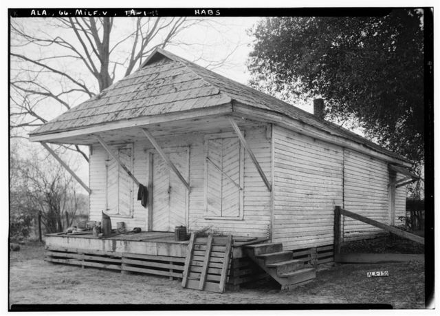 Rosemary House & Plantation Store, State Route 28 vicinity, Millers Ferry, Wilcox County, AL