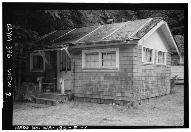 Rosemary Inn, Alabam Cabin, Olympic National Forest, Barnes Point, Lake Crescent, Port Angeles, Clallam County, WA