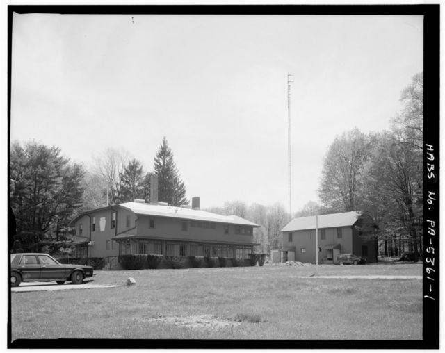 Ross Leffler Training School Complex, (Synder Township), Brockway, Jefferson County, PA