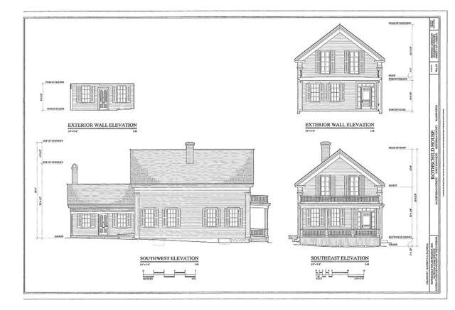 Rothschild House, 836 Jefferson Street, Port Townsend, Jefferson County, WA