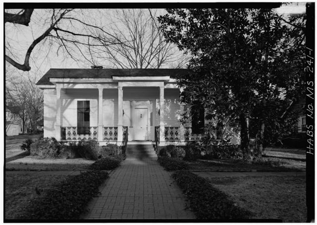 Rowsoy House, Corinth, Alcorn County, MS