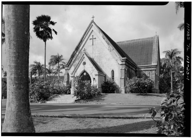 Royal Mausoleum, 2261 Nuuanu Avenue, Honolulu, Honolulu County, HI