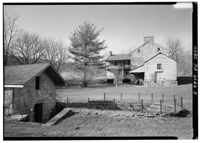 Royer House, Springfield Furnace, State Highway 866, .25 mile North of Township Road 392, Williamsburg, Blair County, PA