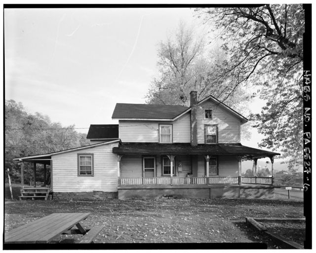 Rudolph Widmann House, Water Street, approximately 600 feet West of Legislative Route 18011, Lockport, Clinton County, PA