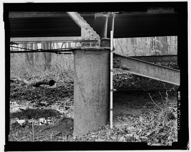 Rue Road Bridge, Rue Road, spanning Matchaponix Brook, .35 mile east of intersection with Route 613, Jamesburg, Middlesex County, NJ