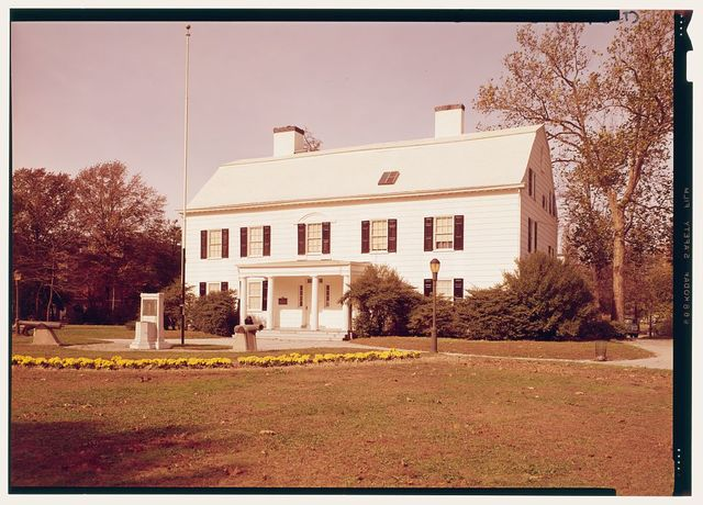 Rufus King House, 150th Street & Jamaica Avenue, Jamaica, Queens County, NY