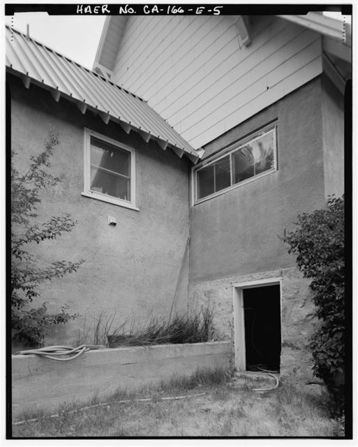 Rush Creek Hydroelectric System, Clubhouse Cottage, Rush Creek, June Lake, Mono County, CA