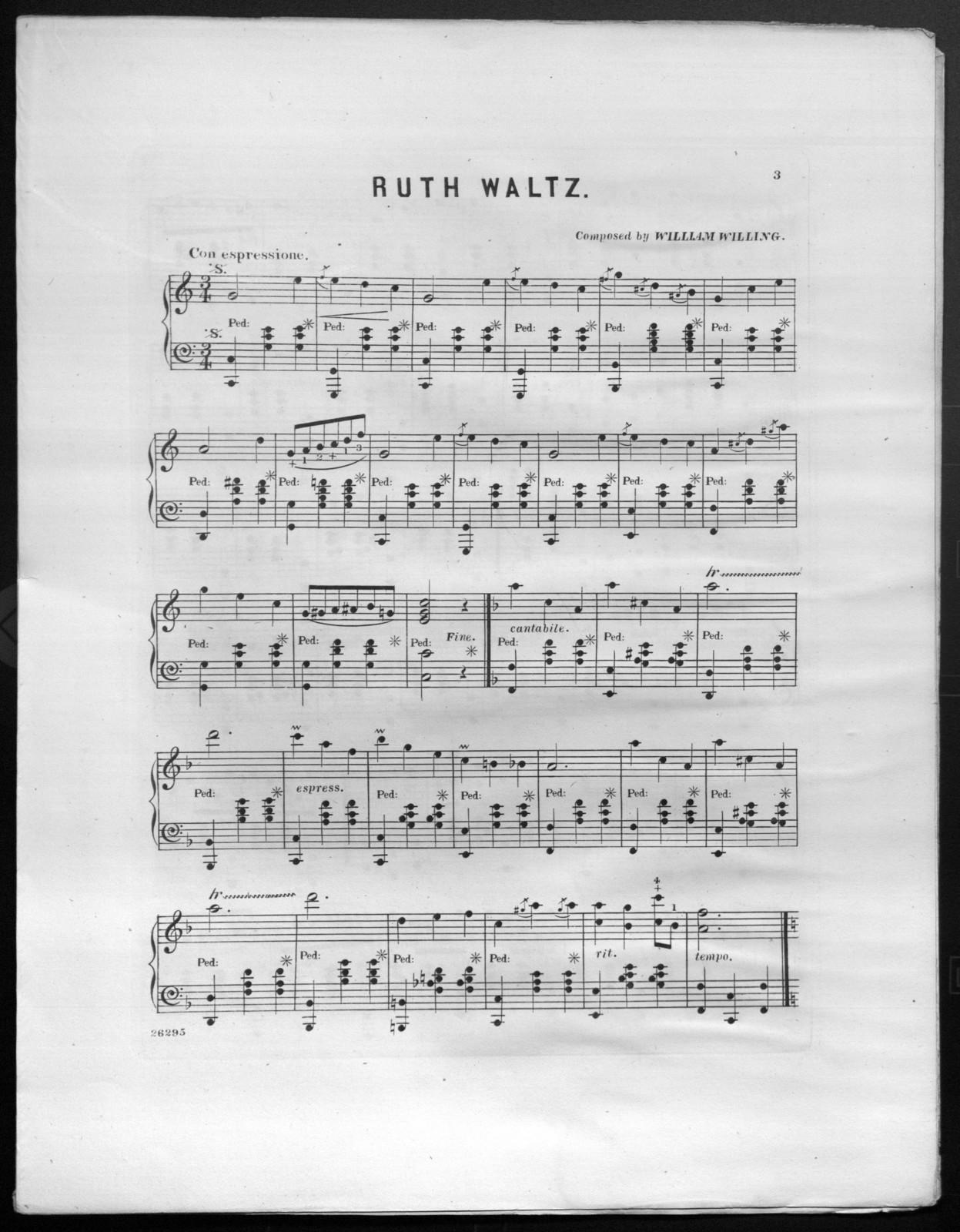 Ruth waltz