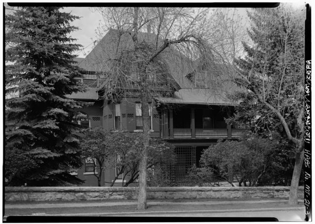 S. C. Ashby House, 642 Dearborn Street, Helena, Lewis and Clark County, MT
