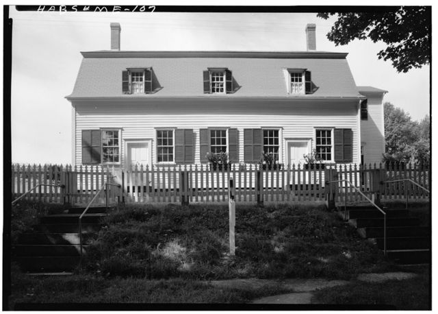 Sabbathday Lake Shaker Community Meetinghouse, West of State Route 26, South of North Raymond Road, northwest edge of church family area, Sabbathday Lake Village, Cumberland County, ME