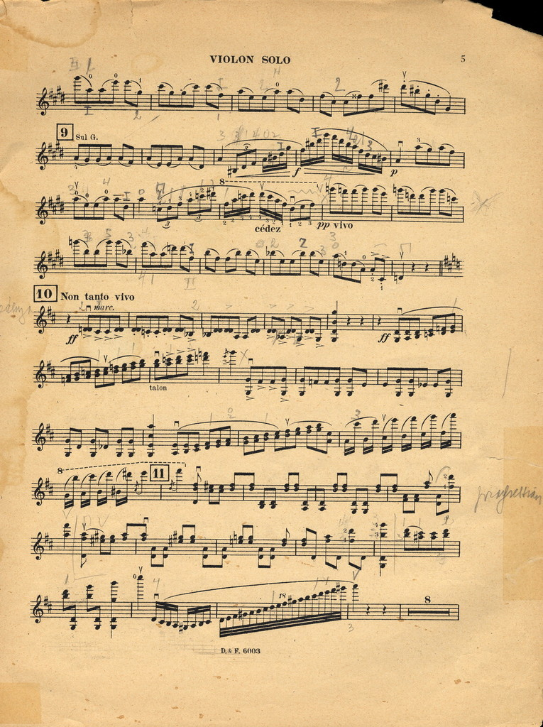 Saint-Saëns, Camille. Caprice: After a Study in Form of a Waltz, Op. 52, No. 6