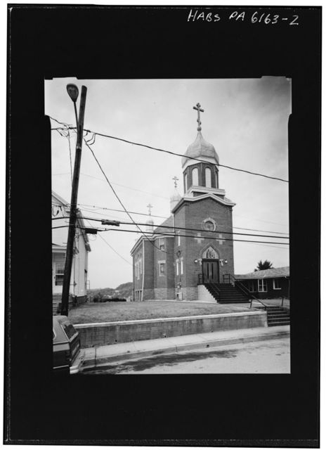 Saints Cyril & Methodius Church, Scott Avenue, Jeannette, Westmoreland County, PA