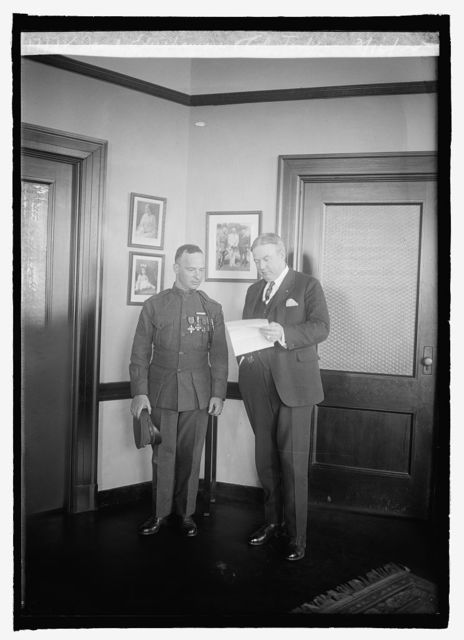 Sam'l Glucksman & Col. Forbes, 3/16/22